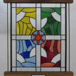Circle of the Seasons - Stained Glass - Lee Klade