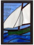 Friends at Sea - Stained Glass - Lee Klade