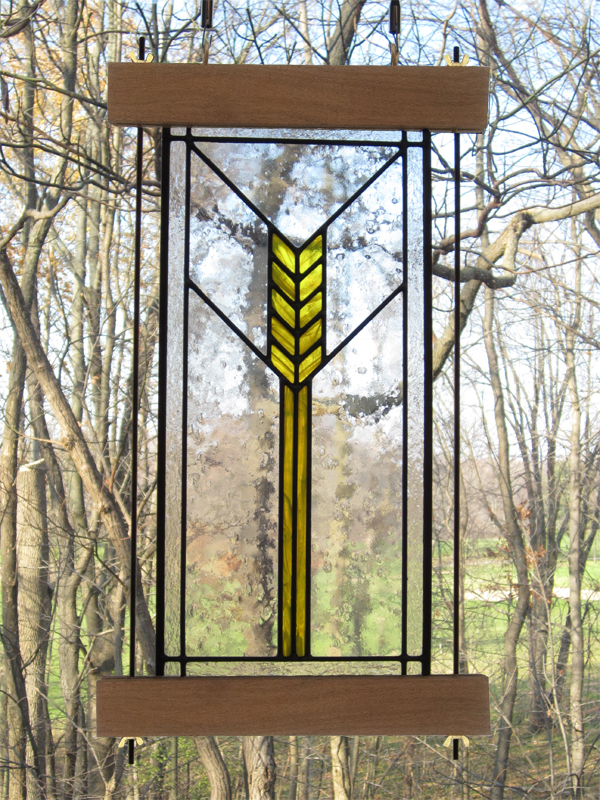 Wheat - Stained Glass - Lee Klade