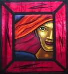 Wild Women - Stained Glass - Lee Klade
