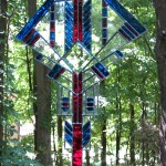Geometric in Lead II - Stained Glass - Prairie Style - Lee Klade