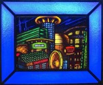 The Zoo - Stained Glass - Lee Klade